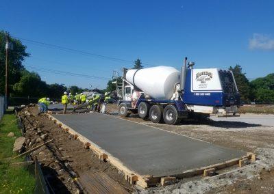 Groton Utilities Walker Hill Road Water Storage Tank