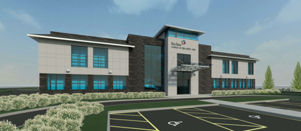 Backus – Plainfield Expansion