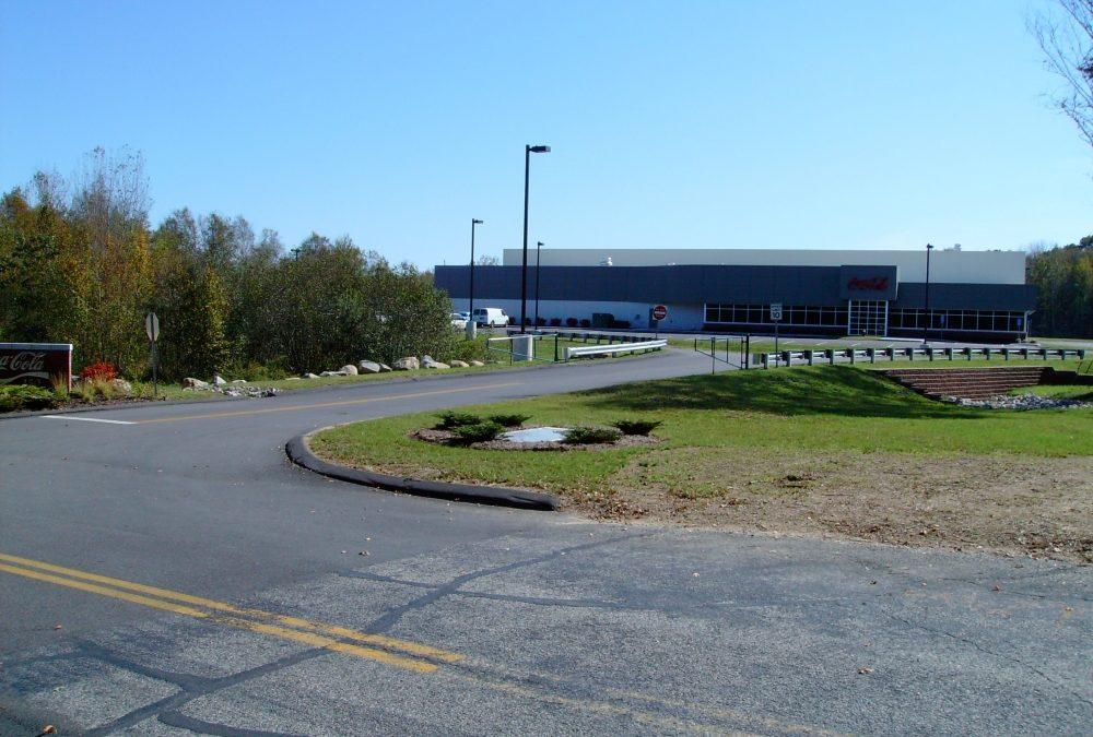 Coca Cola Warehouse