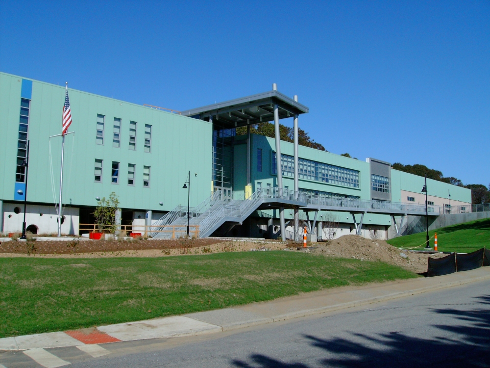 Marine Science Magnet School